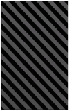 rug #488337    black stripes rug