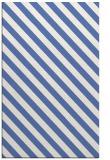 rug #488369    blue stripes rug