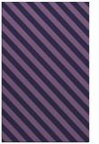 rug #488425 |  purple stripes rug