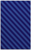 rug #488433 |  blue-violet stripes rug