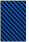 rug #488497 |  blue stripes rug