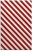 rug #488577    red stripes rug