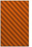 rug #488593    red-orange stripes rug
