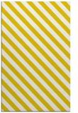 rug #488605 |  white stripes rug