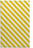 rug #488629    yellow stripes rug