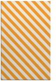 rug #488677    light-orange stripes rug