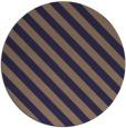 rug #488789 | round stripes rug