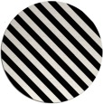 rug #488953 | round white popular rug