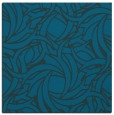 rug #491225 | square blue abstract rug
