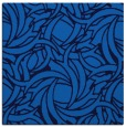 rug #491313 | square blue abstract rug