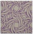 rug #491325   square purple natural rug