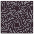 rug #491381   square purple abstract rug