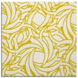rug #491421 | square white abstract rug