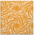 rug #491493 | square light-orange abstract rug