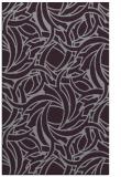 rug #492085    purple abstract rug