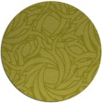 rug #492524 | round abstract rug