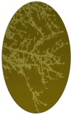 rug #493577 | oval light-green rug