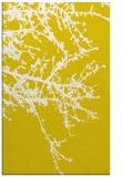 rug #493909 |  yellow natural rug