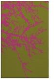 rug #493937 |  light-green natural rug