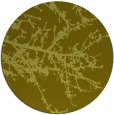 rug #494281 | round light-green natural rug