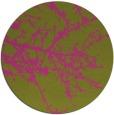 rug #494289 | round light-green popular rug
