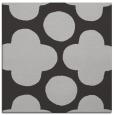 rug #496625 | square red-orange graphic rug