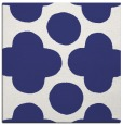 rug #496705   square blue graphic rug
