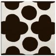 rug #496721   square brown circles rug