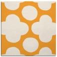 rug #496773 | square white circles rug