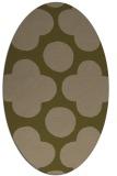 rug #496897 | oval popular rug
