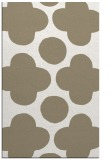 rug #497129    beige circles rug