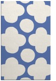 rug #497169 |  blue circles rug