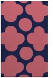 rug #497221 |  pink circles rug