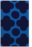 rug #497297 |  blue graphic rug