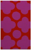 rug #497381 |  red graphic rug