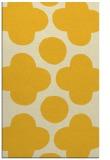 rug #497417 |  yellow graphic rug