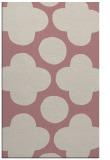 rug #497469 |  pink circles rug