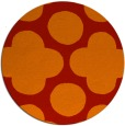 rug #497725 | round rug