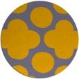 rug #497796 | round graphic rug