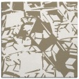 rug #499945 | square beige abstract rug