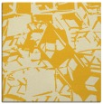 rug #500233 | square yellow rug