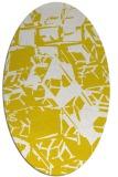 rug #500483   oval abstract rug