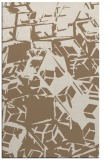 rug #500801    beige abstract rug