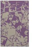 rug #500829 |  beige abstract rug
