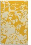 rug #500937 |  yellow popular rug