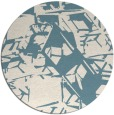 rug #501025 | round popular rug