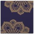 rug #501813   square blue-violet rug