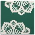 rug #501837   square green rug