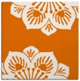 rug #501897 | square orange natural rug