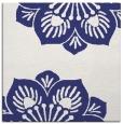 rug #501985 | square blue natural rug